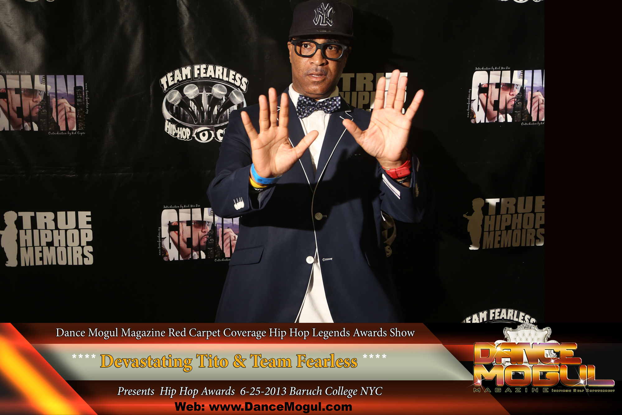 Hip Hop Legends Awards Show - Dance Mogul Magazine