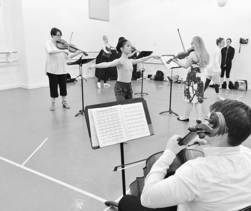 Arh Contemporary Ballet Rehearsal Photo Courtesy of Arch Contemporary Ballet (2)